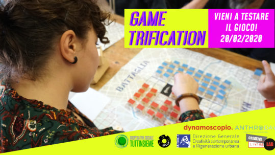 gametrification prova