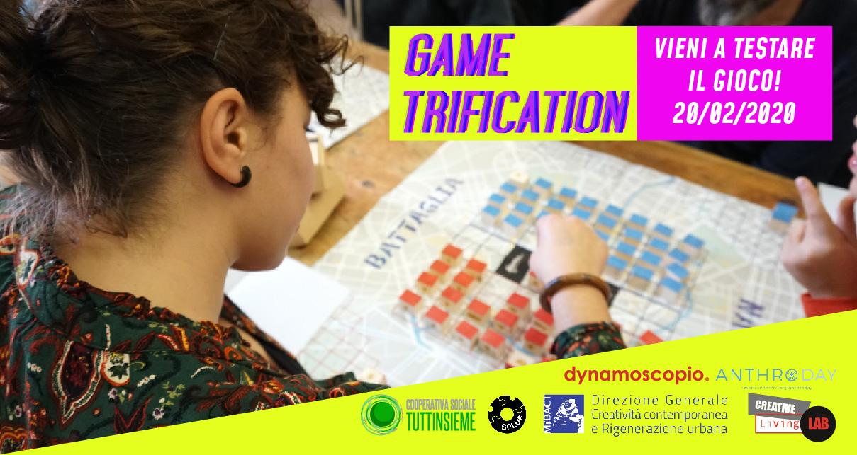 gametrification prova