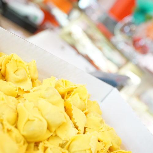 Pasta fresca, ripiena e all'uovo